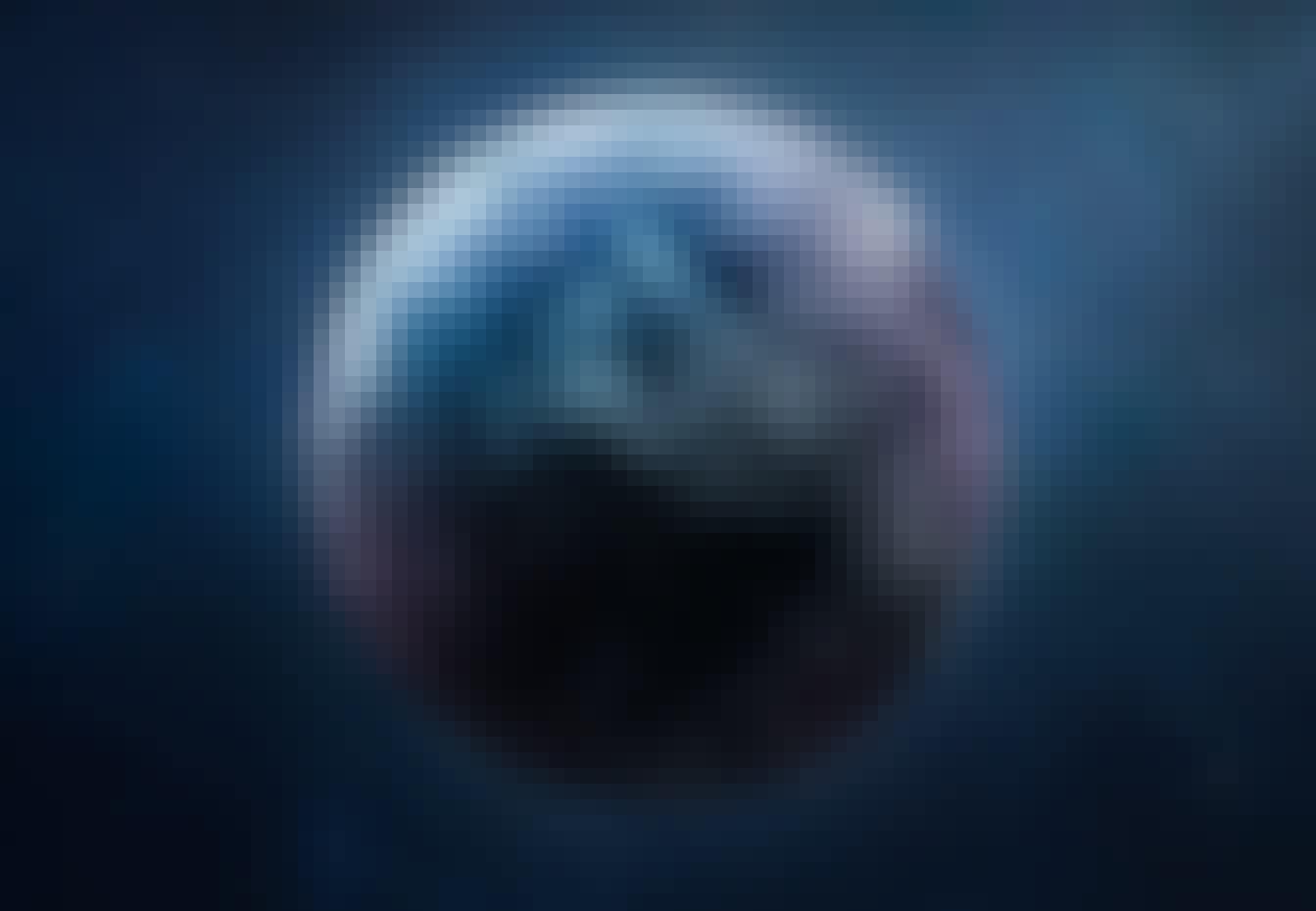 Främmande exoplanet