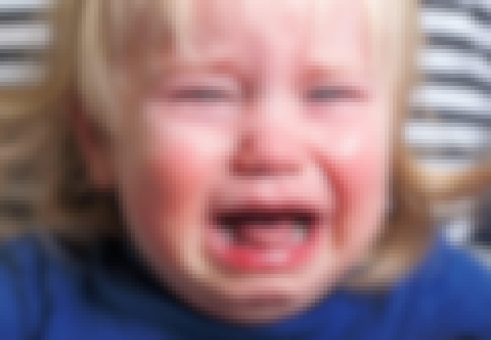 Grædende barn