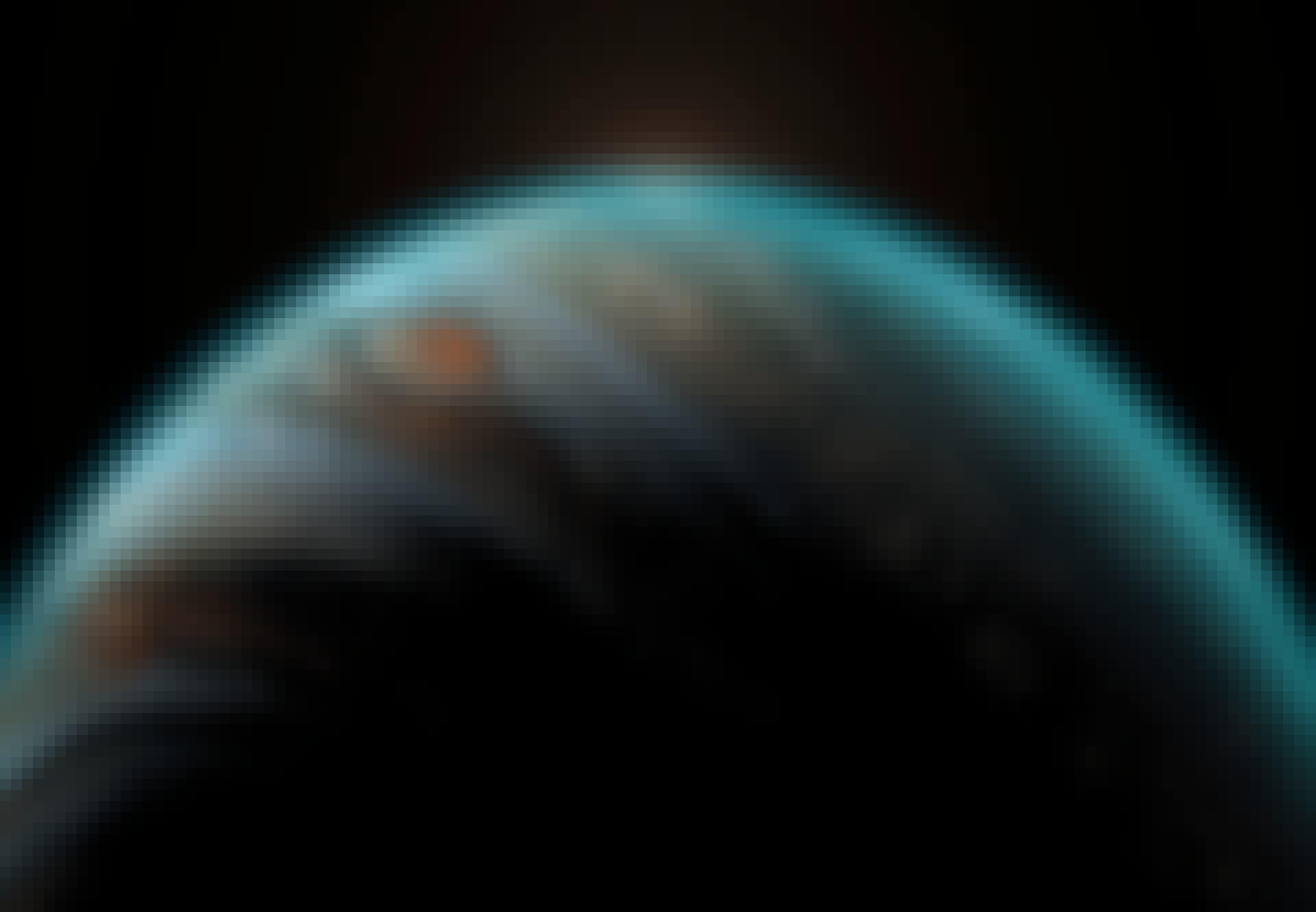 Jupiter i rummet