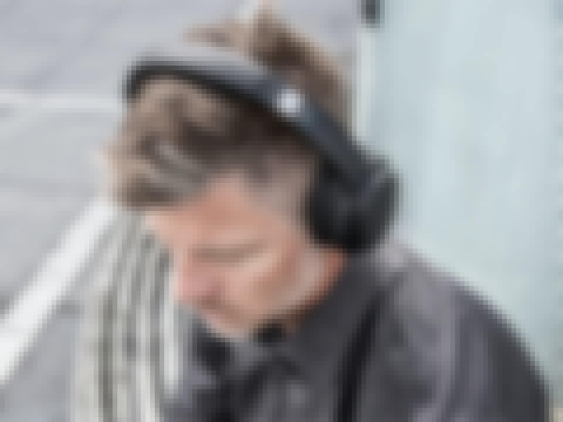 Støjreducerende høretelefoner