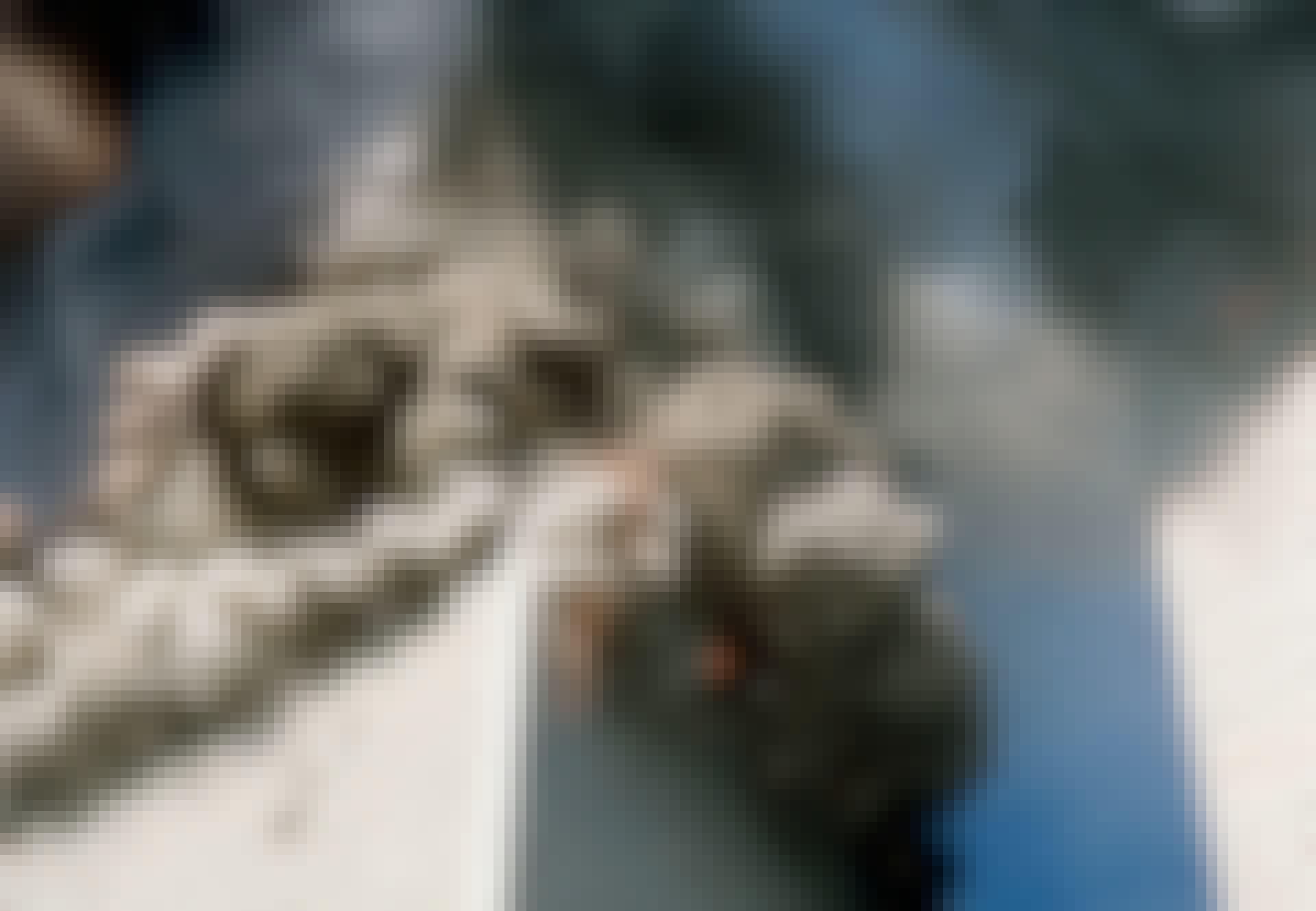 Etelätornin romahdus