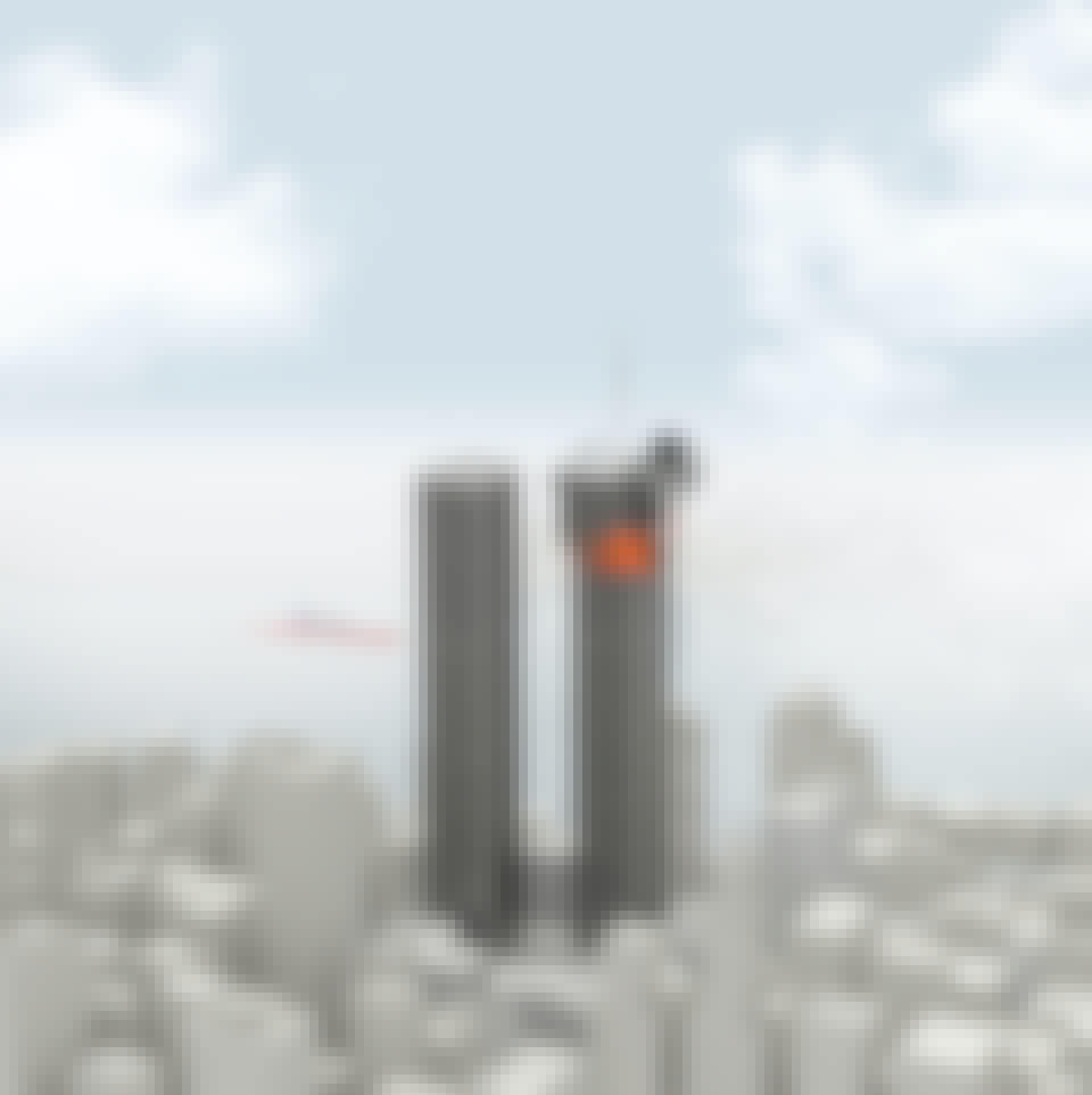Zuidelijke toren: Fase 1