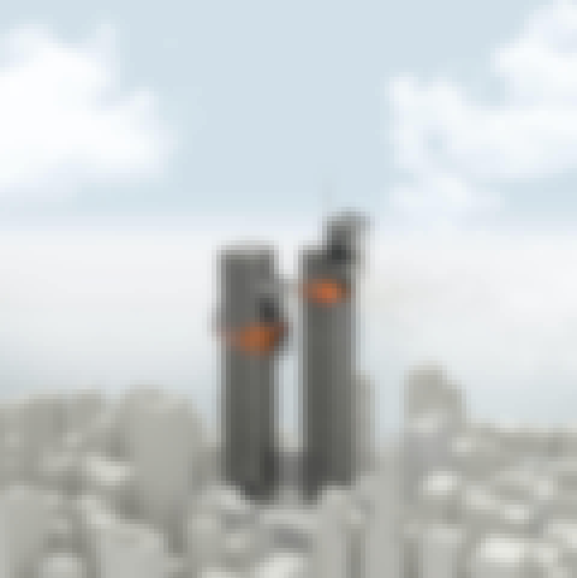 Tornit sortuvat: Vaihe 1