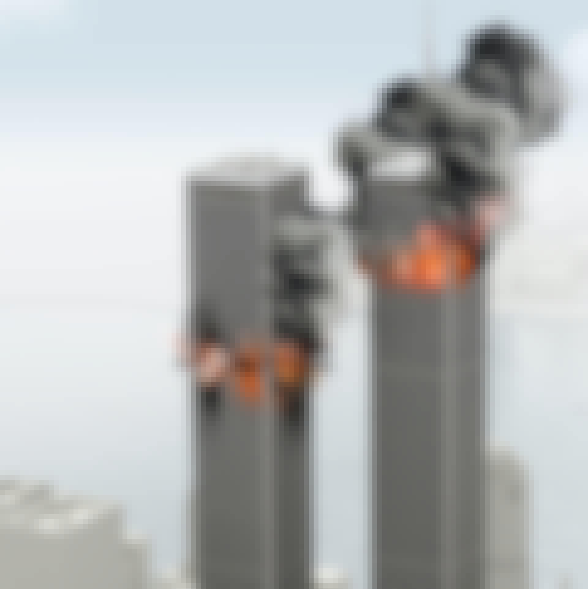 Tornit sortuvat: Vaihe 2