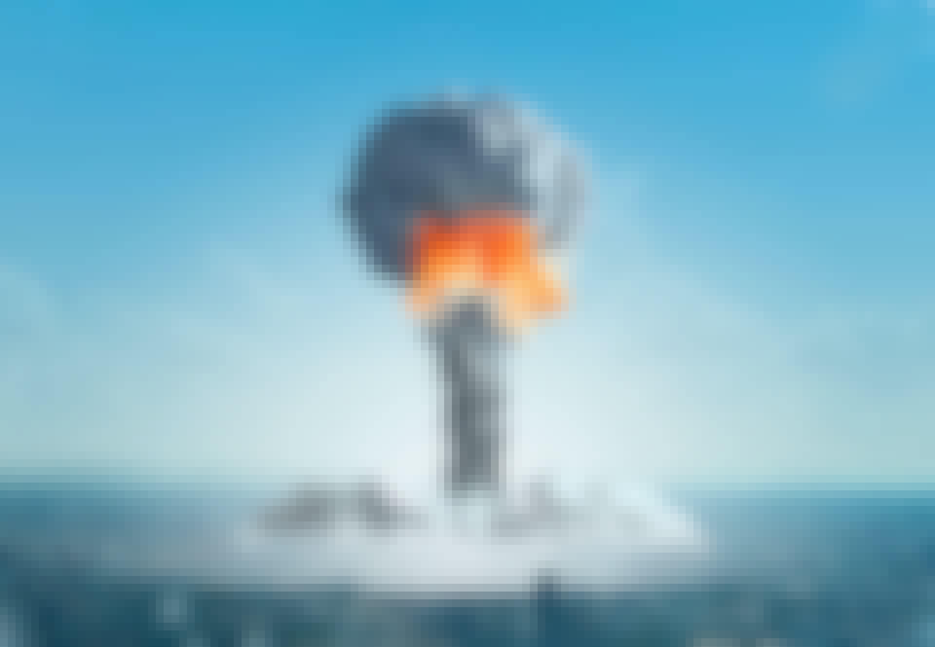 Atombombe by