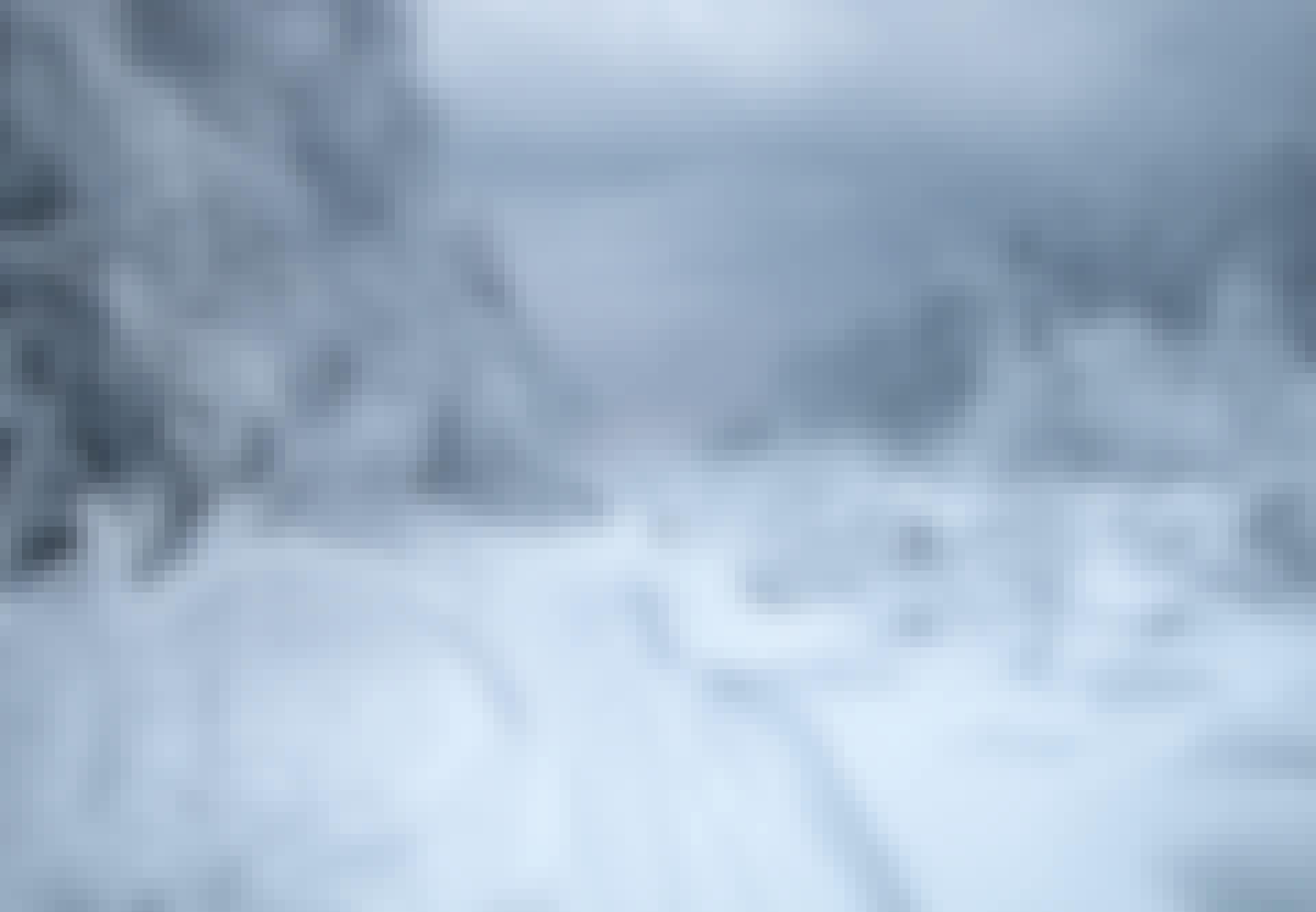 Sibirien-täckt-av-snö