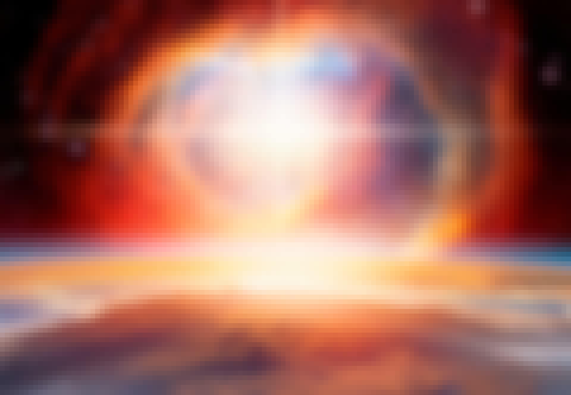 Supernova avaruudessa