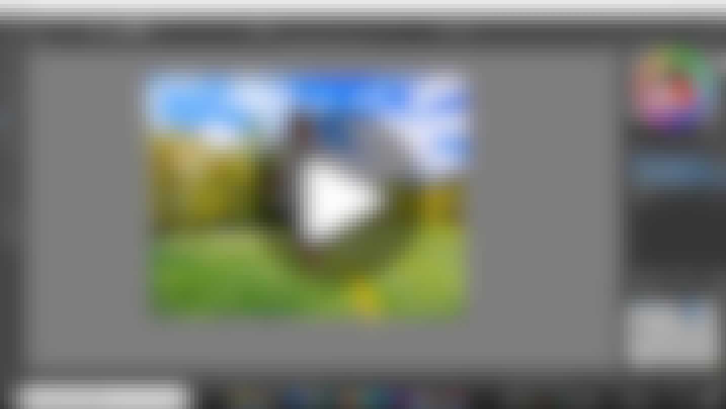 Ändra bakgrund i bilder (video)
